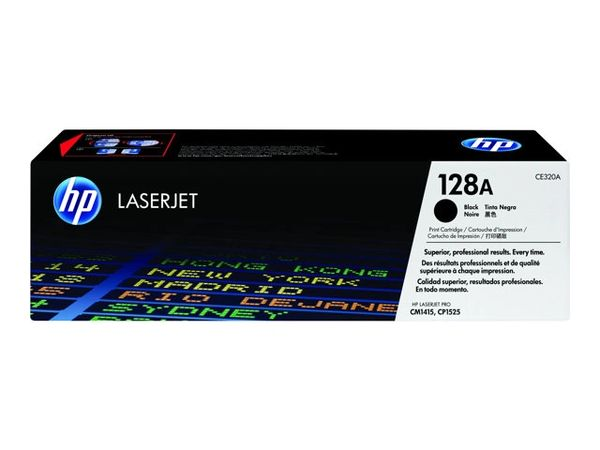HP 128A - Black - original