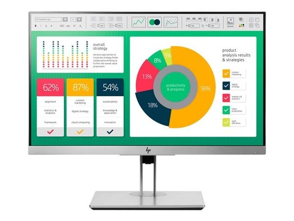 HP EliteDisplay E223 - LED monitor - 21.5""