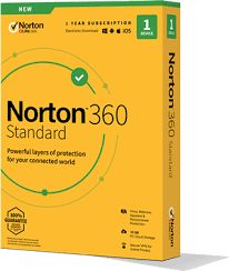 Norton 360 Standard (Out of Stock)