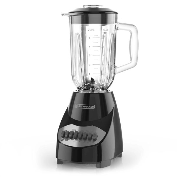 Black & Decker 10 Speed (Plastic) Blender