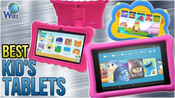 Kids Tablet - Uniq K7 (New Arrival) in Blue and Pink