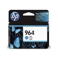 HP - 964 - Ink cartridge (Cyan) XL