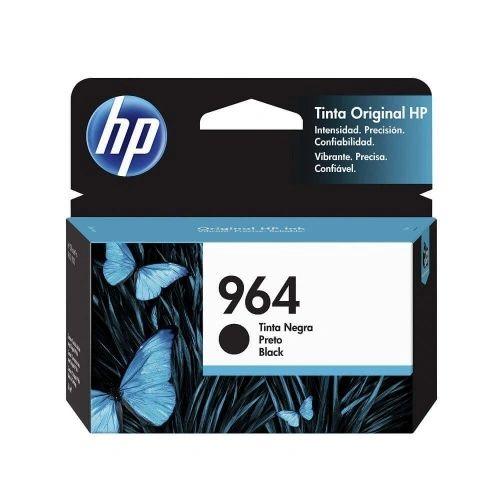 HP - 964 - Ink cartridge (Black) XL