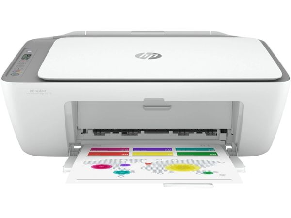 HP 2775 - Workgroup Wireless printer - up to 6 ppm (mono)