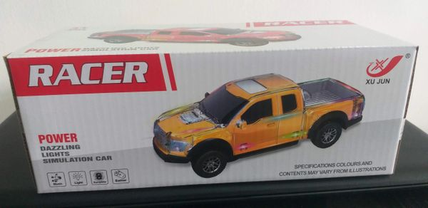 Lighting Racer Van