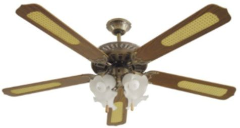 "Roshan 52"" Ceiling Fan"