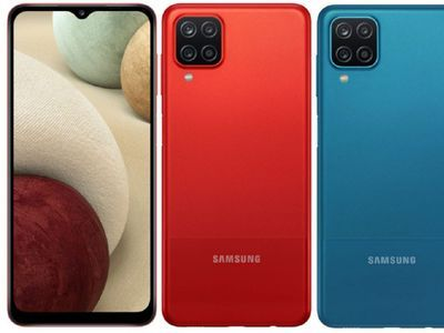 Samsung Galaxy A12 (Latest)