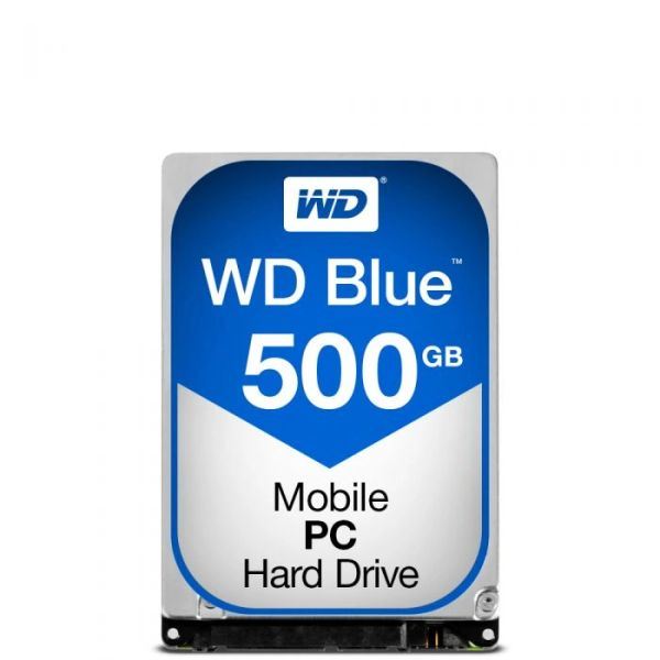 WD Internal - Hard drive - 500 GB