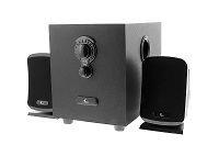 Xtech - Speaker system - 2.1-channel