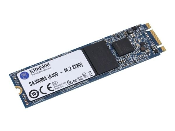 Kingston A400 - Solid state drive - 240 GB