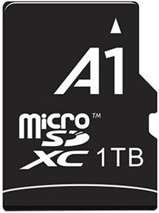 1 TB SD Card with Adapter