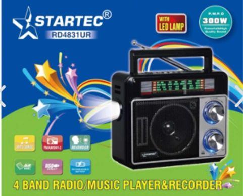 Startec Portable Radio