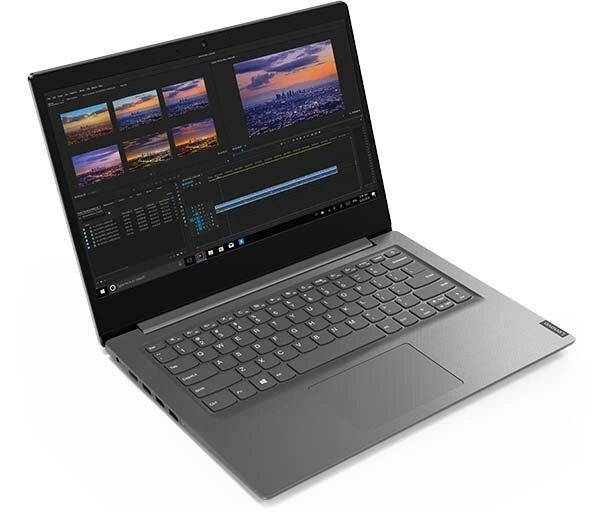 Lenovo V14-IIL Core i5-1035G1 8GB 256GB SSD 14 Inch FHD Windows 10 Pro Laptop Get it with Windows 11, 10 years Virus Protection & Microsoft Office 2019 Professional Plus (Lifetime License)