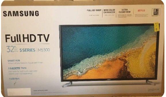 Samsung 32 inch Andriod Smart 4k Pro LED TV