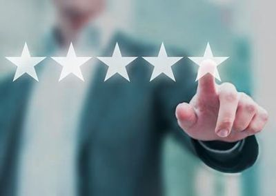 Customer Ratings and Reviews