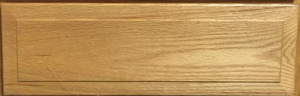 """Oak Base Drawer Front 7""""x?"""" tall Finished, Front (local pickup only).s"""