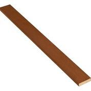 """Glenwood Filler 3"""" w 90"""" hx 3/4"""" thick solid hard wood (local pickup only)."""