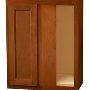Glenwood wall Corner cabinet 24w x 12d x 36h (Local Pickup Only)