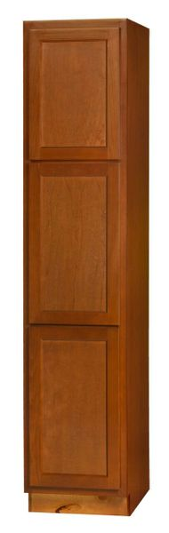 "Glenwood Broom cabinet 18""w x 24""d x 84""h (Local Pickup Only)"