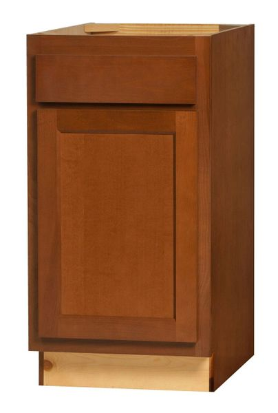 Glenwood Base cabinet 18w x 24d x 34.5h (Local Pickup Only)