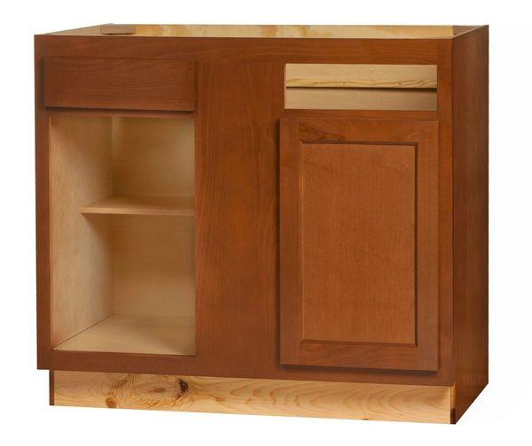 """Glenwood Blind Base Corner cabinet sets 36w(sets 39"""") x 24d x 34.5h (Local Pickup Only)"""