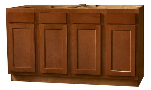 Glenwood Sink Base cabinet 60w x 24d x 34.5h (Local Pickup Only)
