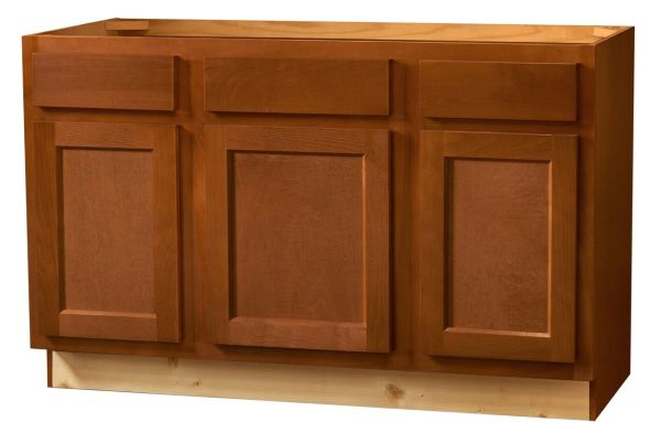 "Glenwood Vanity Base cabinet with Drawers 48""w x 21""d x 30.5""h (Local Pickup Only)"