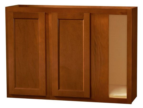 Glenwood wall Corner cabinet 42w x 12d x 30h (Local Pickup Only)