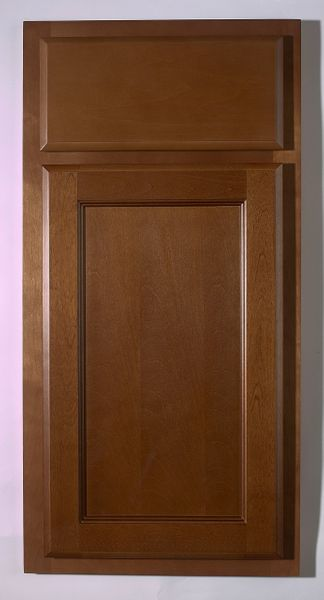 Bristol Brown base cabinet 18w x 24d x 34.5h (Local Pickup Only)