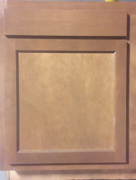 Warmwood Base cabinet 12w x 24d x 34.5h (Local Pickup Only)