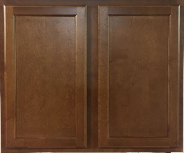 Bristol Brown 36w x 30h wall cabinet (local pickup only).