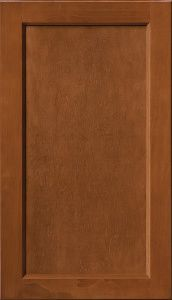 one Door, KK Glennwood (Beech) door hinged, choose from sizes listed, reface with our doors