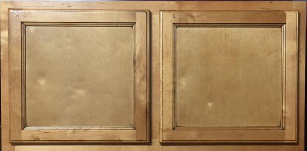 BGH 36x12 Bridge Wall Cabinet square door (local pickup only).