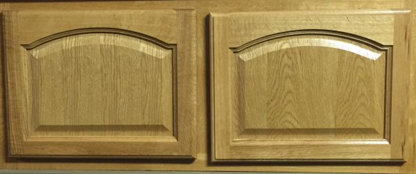 Light Oak wall cabinet 30w x 12d x 24h (local pickup only).