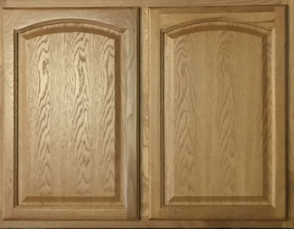 Light Oak wall cabinet 30w x 12d x 42h (Local Pickup Only)