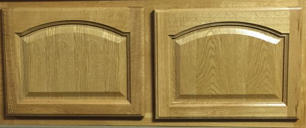 Light Oak wall cabinet 36w x 24d x 15h (local pickup only).