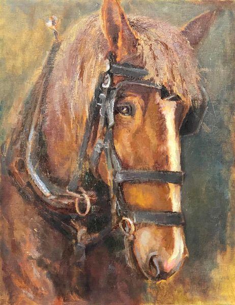 Giclee Print by Wayne E Campbell (Jordan Smiles) 11x14