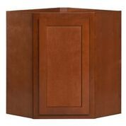 Glenwood Angle wall cabinet 24w x 12d x 30h (Local Pickup Only)