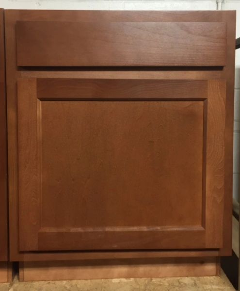 Glenwood Base cabinet 27w x 24d x 34.5h (Local Pickup Only)