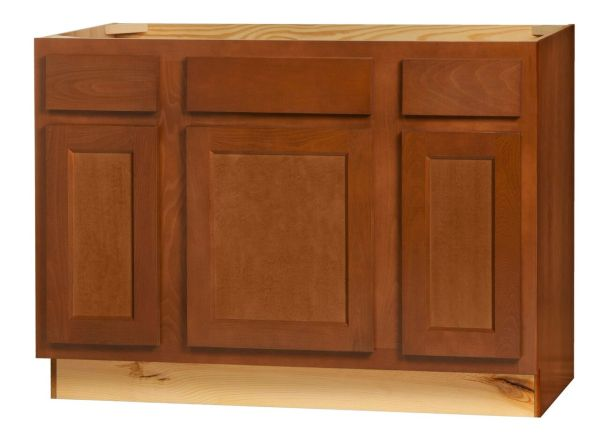 "Glenwood Vanity Base cabinet with Drawers 42""w x 21""d x 34.5""h (Local Pickup Only)"