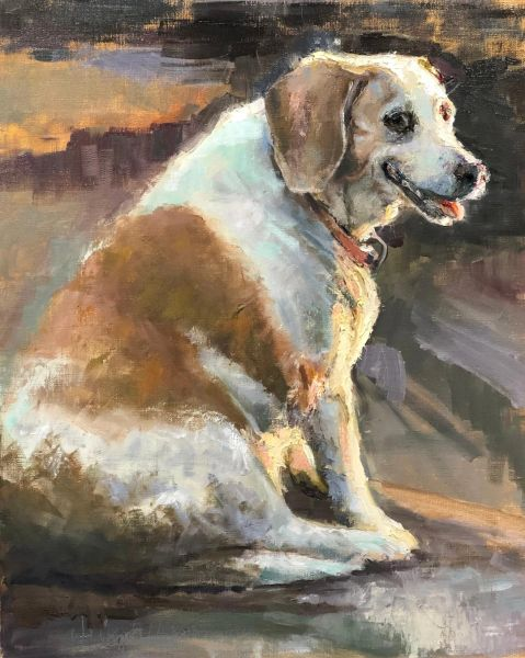 Giclee Print by Wayne E Campbell ( Dolly) 11x14