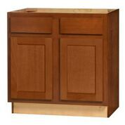 """Glenwood Vanity Base cabinet 36""""w x 21""""d x 34""""h (Local Pickup Only)"""