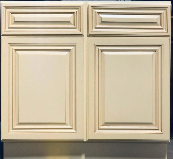 """Wheaton Vanity Base cabinet 30""""w x 21""""d x 30.5""""h (Local pick up only."""