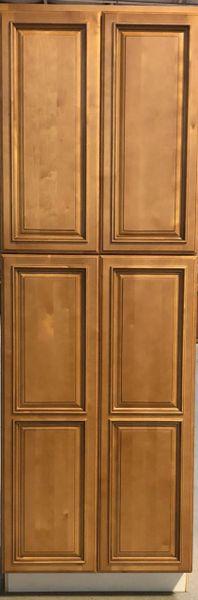 """Kingston Utility Cabinet 30"""" w x 24"""" d x 90""""h"""