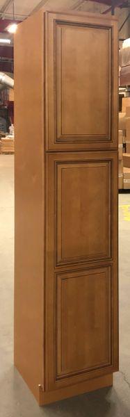 "Kingston Linen Cabinet 18"" w x 21"" d x 84""h"