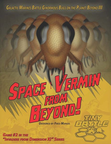 Space Vermin From Beyond!