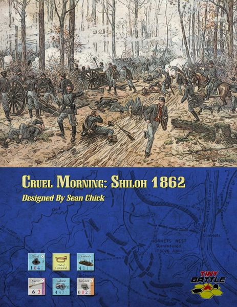 Cruel Morning: Shiloh 1862