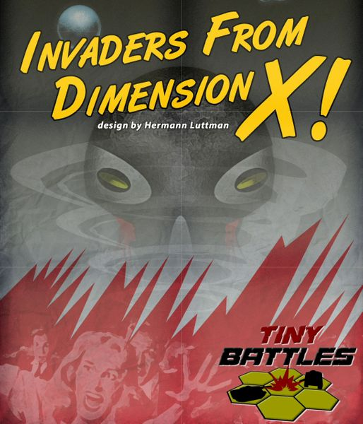 Invaders from Dimension X Bundle