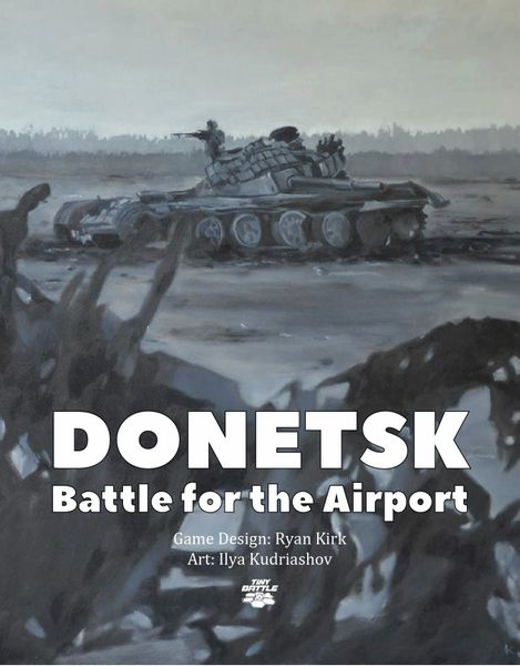 Donetsk -Battle for the Airport