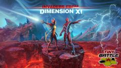 Invaders from Dimension X! - PC game